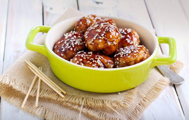 Κεφτεδάκια κοτόπουλου με σάλτσα σόγιας – Newsbeast