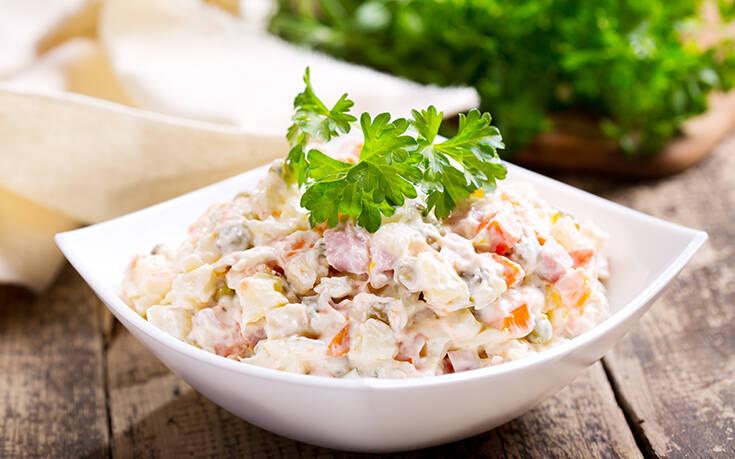 Πώς να φτιάξετε σπιτική ρώσικη σαλάτα – Newsbeast